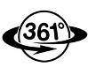 Logo 361° - ROSALIE by JK