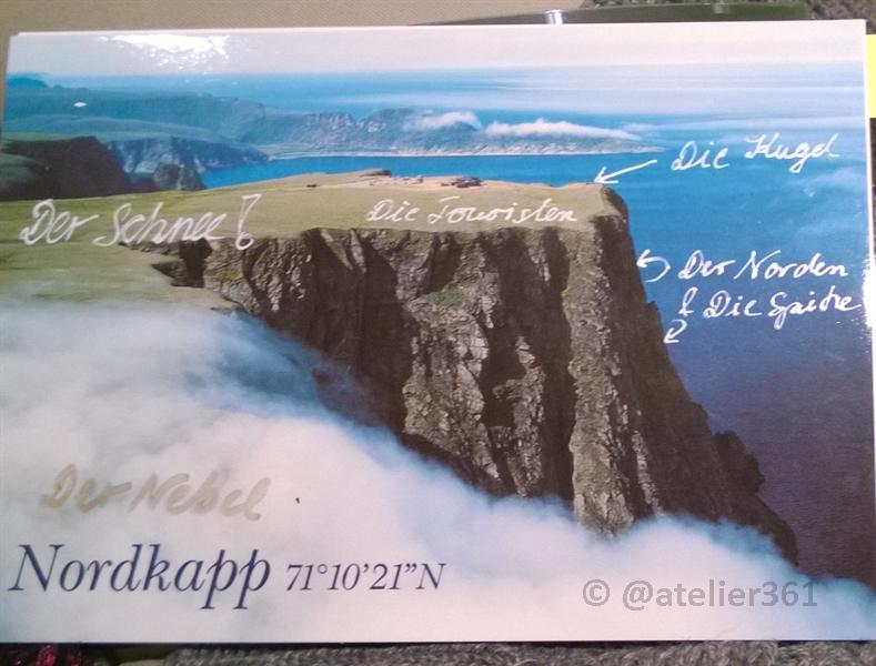 postkarte atelier361